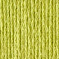 Lily Sugar'N Cream Aran Knitting Wool Yarn 71g -1712 Hot Green